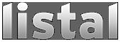 Listal logo